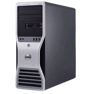 DELL T5500, workstation