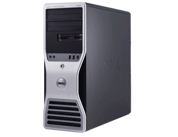 DELL T5500, workstation