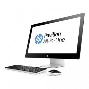 HP Pavilion All-in-One 27-n107nf; Core i5 4460T