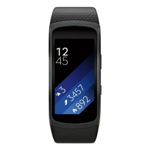 Smart watch SAMSUNG Gear Fit2 black S